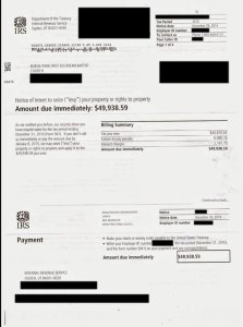 pastor-wiley-tax-form-censored